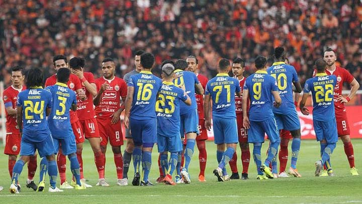 Koropak.co.id - Big Match! Duel Klasik Persib Vs Persija Akan Tersaji (2)
