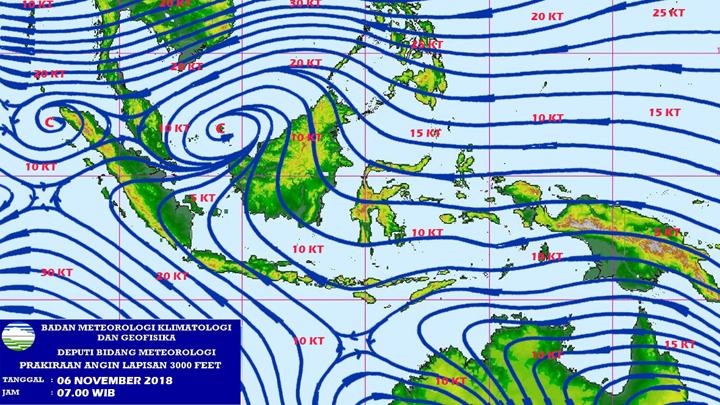 Koropak.co.id - BMKG Perkirakan Curah Hujan Terus Meningkat (2)