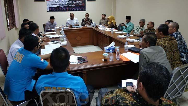 Koropak.co.id - BNN Kota Tasikmalaya Usulkan Perda P4GN Jadi Prioritas (2)