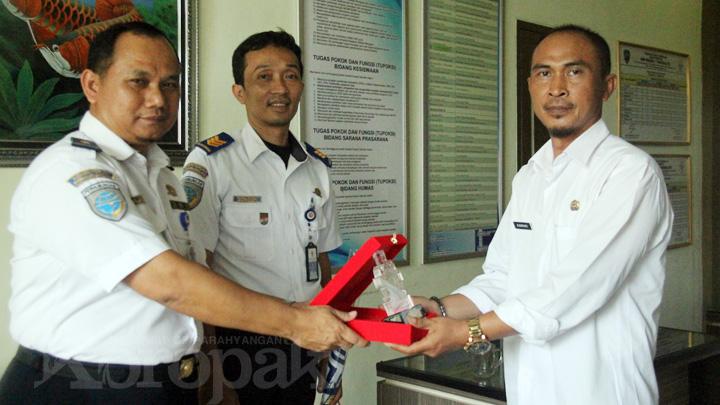 Koropak.co.id - BP2IP Tangerang Sapa SMA di Tasikmalaya