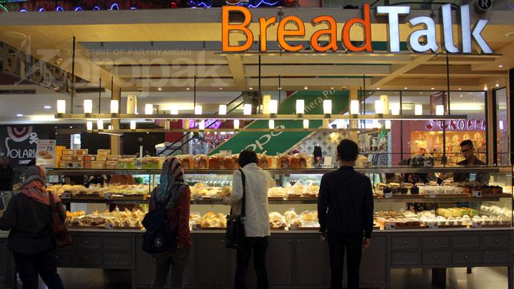 BreadTalk Plaza Asia Berikan Promo HBDI