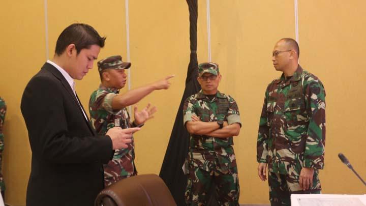 Koropak.co.id - Brigif Kujang Bersiap Sambut Delegasi Mayor Sersan Asean (2)