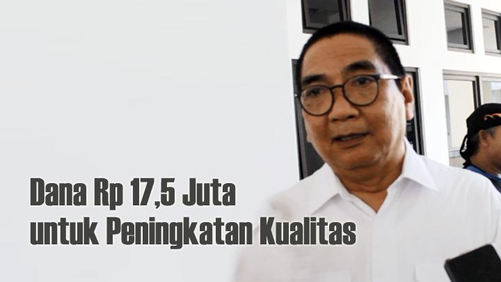 Koropak.co.id - BSPS Bantu Warga Kurang Mampu