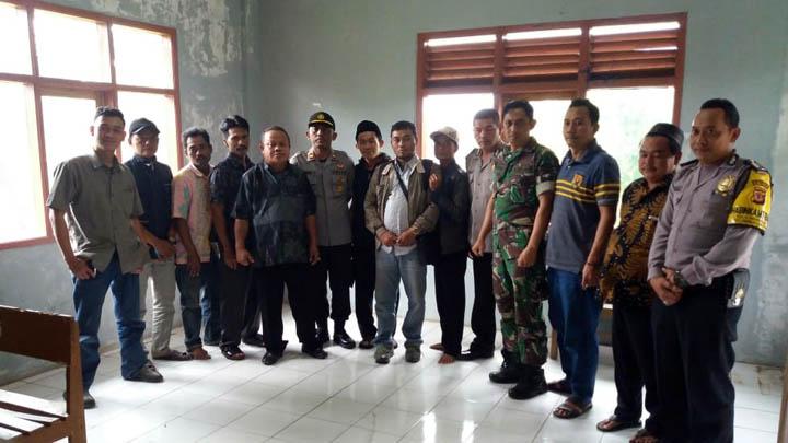 Koropak.co.id - BSPS Direalisasikan, Polsek Gunung Tanjung Ingatkan Kades (2)