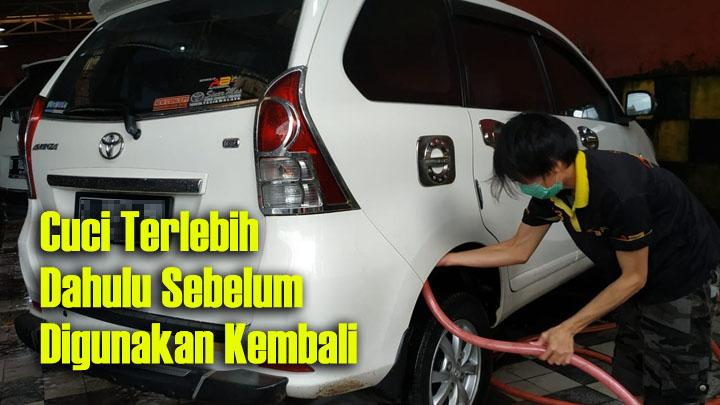 Koropak.co.id - Buat Nyaman Mobil Setelah Lama Tidak Dipakai (1)