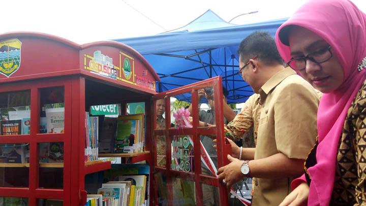 koropak.co.id - Budaya Membaca Buku Di Masyarakat Sudah Lama Dilupakan