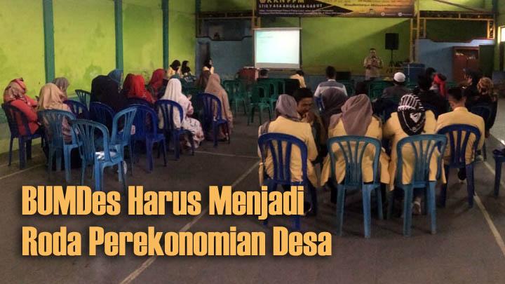 Koropak.co.id - BUMDes Tidak Optimal, Hanya Jadi Syarat Pencairan Dana Desa (2)