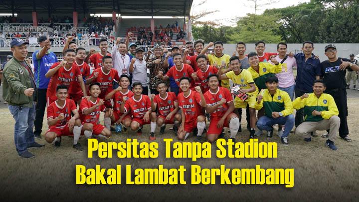 Koropak.co.id - Bupati Ade Akan Perjuangan Penyelesaian Stadion Persitas (2)
