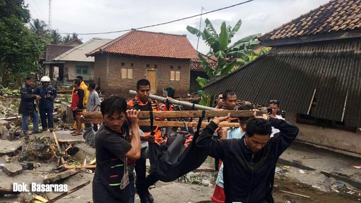 Koropak.co.id - Bupati Ade Sugianto Instruksikan Bangun Posko Peduli Bencana Tsunami (2)