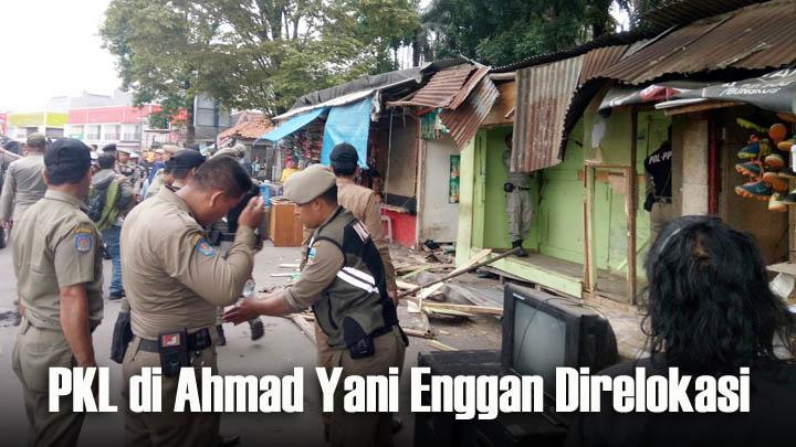 Koropak.co.id - Bupati Garut  Harga Mati! Kawasan Ahmad Yani Zona Merah PKL