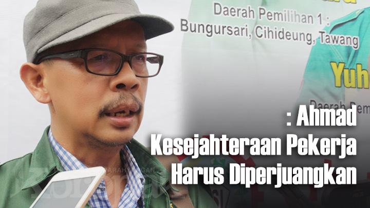 Koropak.co.id - Caleg PBB Siap Perjuangkan Kesejahteraan Para Pekerja (2)
