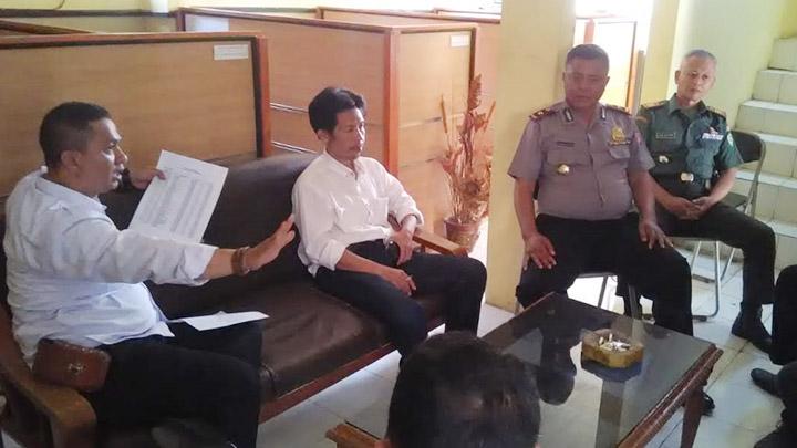 Koropak.co.id - Camat Sidak dan Monitoring Pemdes di Karangpawitan Garut (2)