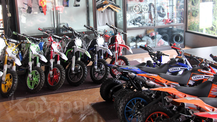 Koropak.co.id - Cari Mini Trail Tasik Pocket Bike Solusinya (2)