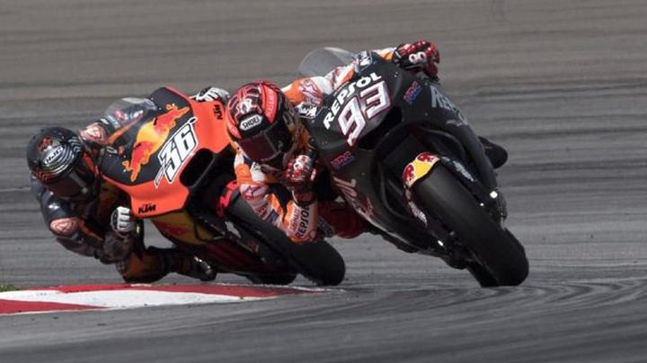 Koropak.co.id - Cedera, Lorenzo Absen di Tes MotoGP Sepang 2