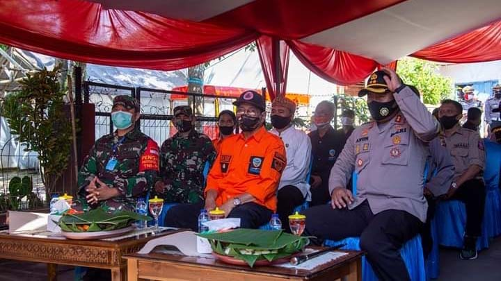 Koropak.co.id - Cegah Penyebaran Covid-19, Wakil Walikota Tasikmalaya Resmikan Kampung Tangguh