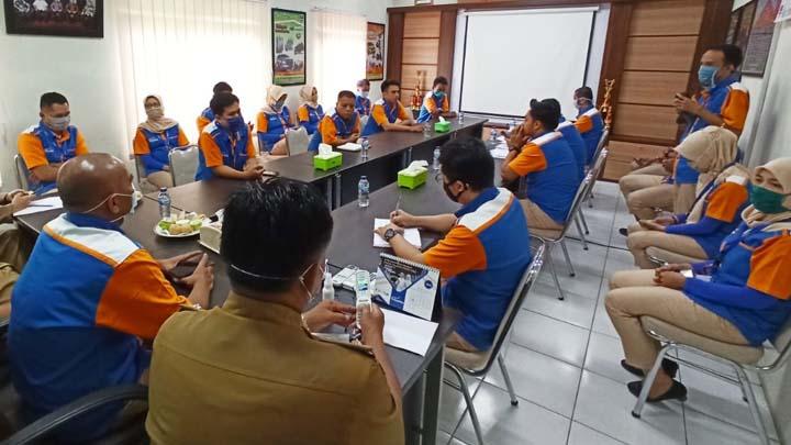 Koropak.co.id - Cegah Sebaran Covid-19, BPR Nusamba Gaet DKKP Kabupaten Tasikmalaya