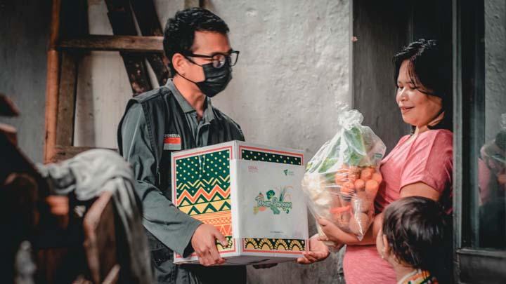 Koropak.co.id - Corona Jerat Ekonomi Kecil, Mereka Hanya Bisa Pasrah