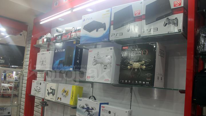 Cyber Game Plaza Asia Penuhi Kebutuhan Peralatan Elektronik