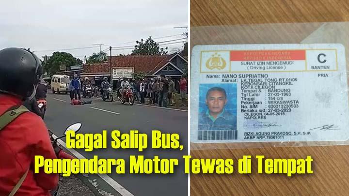 Koropak.co.id - Dalam Sehari, Dua Laka Lantas Terjadi di Tasikmalaya (2)