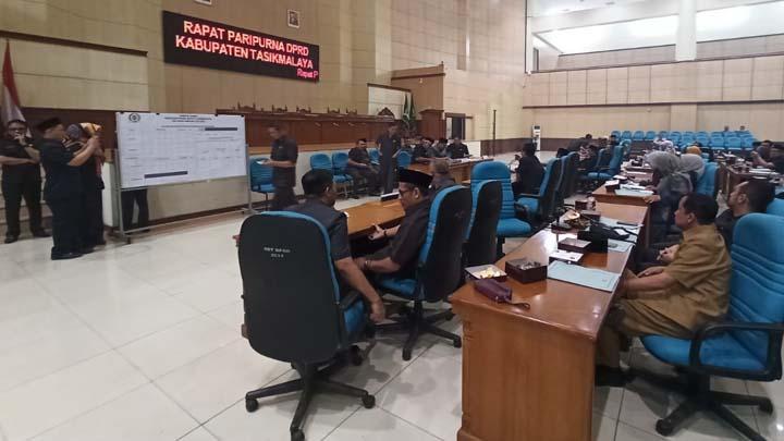 Koropak.co.id - Deni Sagara Terpilih Menjadi Wakil Bupati Tasikmalaya