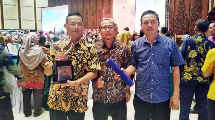 Koropak.co.id - Desa di Kabupaten Garut Raih Penghargaan Proklim (2)