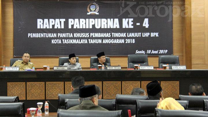 Koropak.co.id - Dewan Bentuk Panitia Khusus Bahas LHP BPK (3)