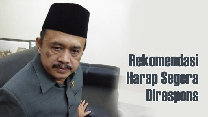 Koropak.co.id - Dewan Dorong Bupati Usulkan Calon Wabup (2)