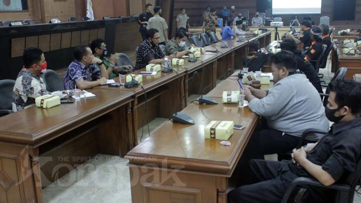 Koropak.co.id - Dewan Dorong Pemkot Tasikmalaya Bantu Realisasi Aplikasi Go Tasikmalaya