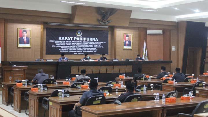 Koropak.co.id - Dewan Dorong Walikota Tasikmalaya Selesaikan Janji Politik di Akhir Jabatan