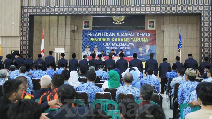 Koropak.co.id - Dewan Harapkan Karang Taruna Berperan Aktif Dalam Pembangunan (3)