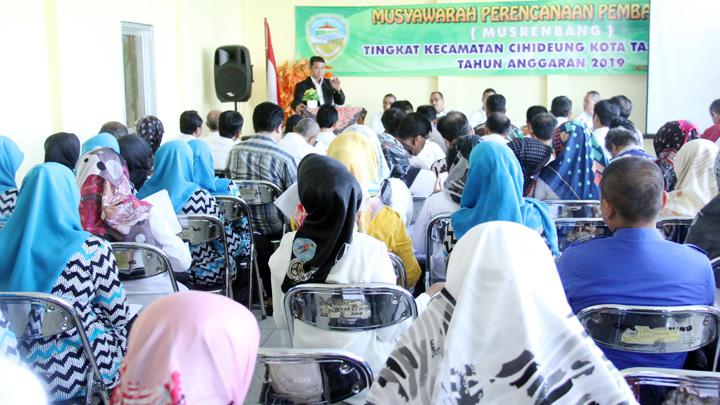 Koropak.co.id - Dewan Ingatkan Dana Kelurahan Perlu Payung Hukum (2)