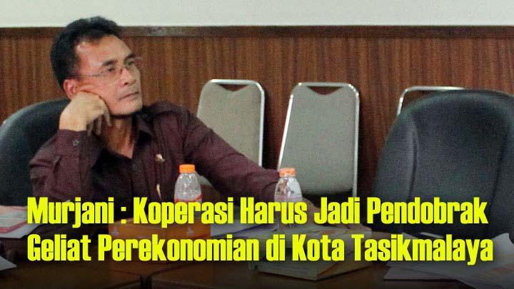 Koropak.co.id - Dewan Inginkan Koperasi di Kota Tasikmalaya Tumbuh Sehat (2)