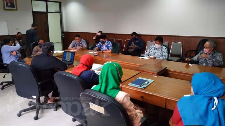 Koropak.co.id - Dewan Kota Tasikmalaya Dorong Pengadaan Alat PCR Untuk Tangani Covid-19