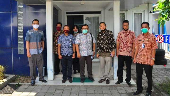 Koropak.co.id - Dewan Laksanakan Monitoring Ke UPTD Dinas Perhubungan Provinsi Jabar