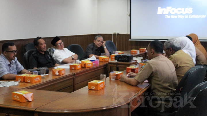 Koropak.co.id - Dewan Menilai Open Bidding Masih Perlu Dikoreksi (2)