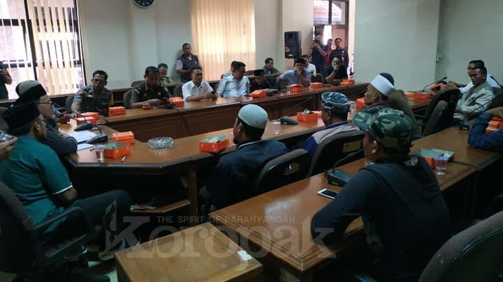 Koropak.co.id - Dewan Tegaskan Aparat Penegak Hukum Harus Beri Contoh Baik! (1)