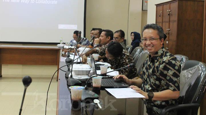 Koropak.co.id - Dewan Tidak Akan Tolerir Penyelewengan Anggaran (2)