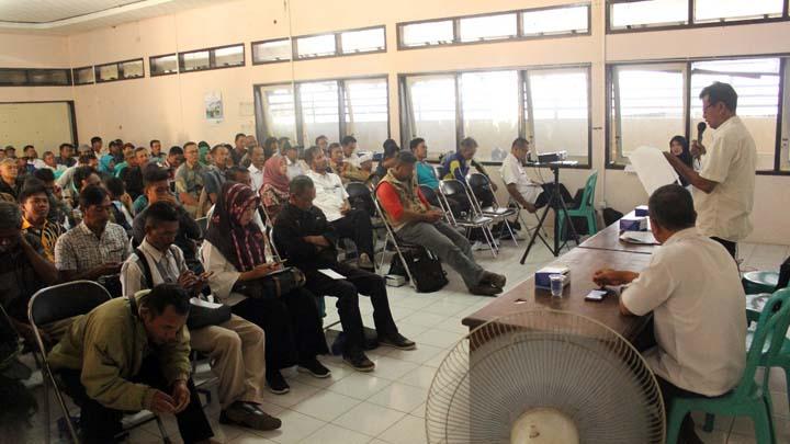 Koropak.co.id - Di Ciamis, Penyuluh Pertanian Tidak Sebanding Dengan Jumlah Desa (2)