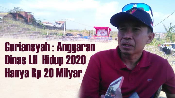 Koropak.co.id - Di Garut, Alokasi Anggaran Belum Mencukupi Sistem Sanitary Landfill (2)
