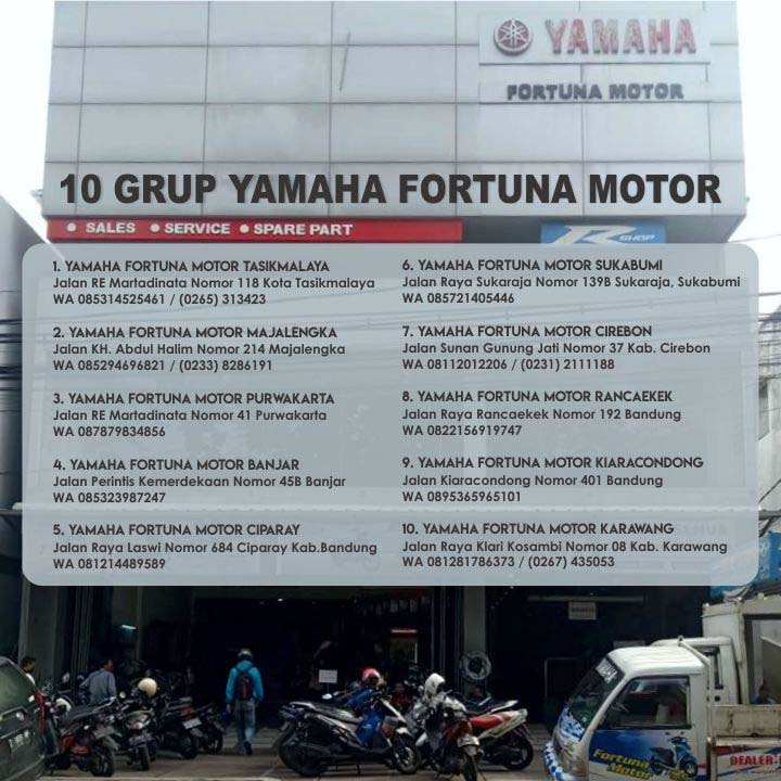 Koropak.co.id - Di Tengah Virus Corona, Yamaha Beri Diskon 50 Persen Untuk Tenaga Medis (2)