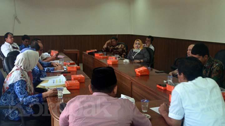 Koropak.co.id - Dinas PUPR Kota Tasikmalaya Hanya Menyerap 40 Persen APBD