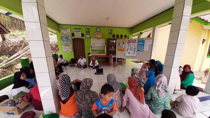 Koropak.co.id - Dinas Sosial Provinsi Jawa Barat Gelar Monev PKH di Kota Banjar