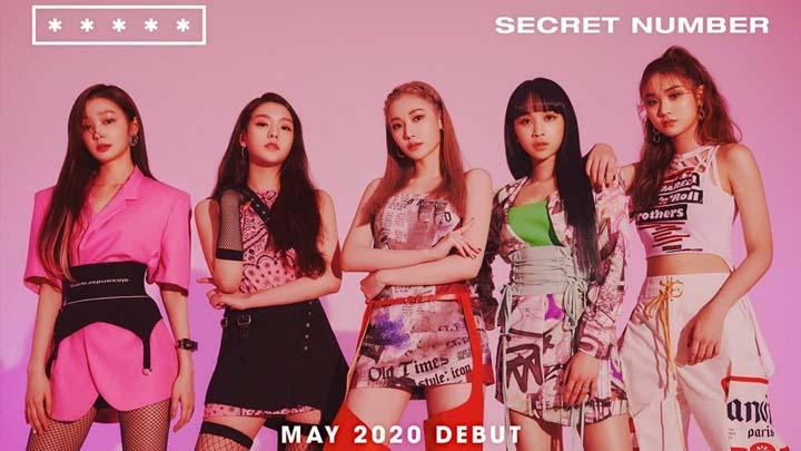 Koropak.co.id - Dita Karang, Gadis Indonesia Yang Jadi Member Girl Grup K-Pop