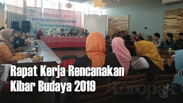 Koropak.co.id - DKKT Diharapkan Persatukan Seniman Tasikmalaya 3