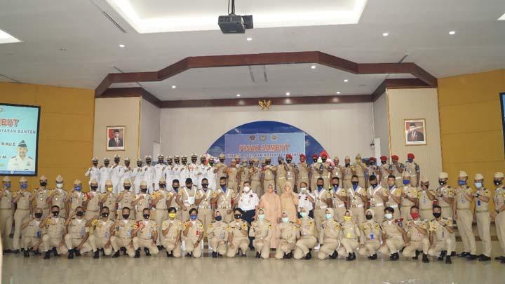Koropak.co.id - Doa dan Harapan Taruna Poltekpel Banten Untuk Kemajuan Bersama