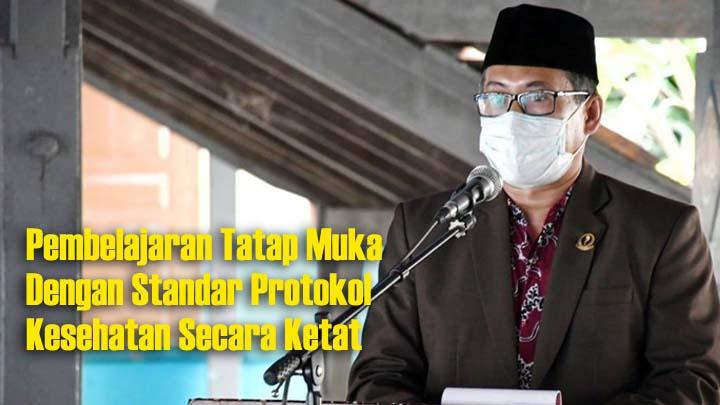Koropak.co.id - DPRD Jabar Apresiasi Inovasi Pembelajaran Tatap Muka di SMAN 4 Kota Sukabumi