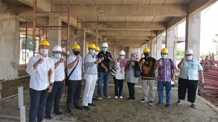 Koropak.co.id - DPRD Jabar Harap Pembangunan Rusunawa di Purwakarta Tepat Sasaran