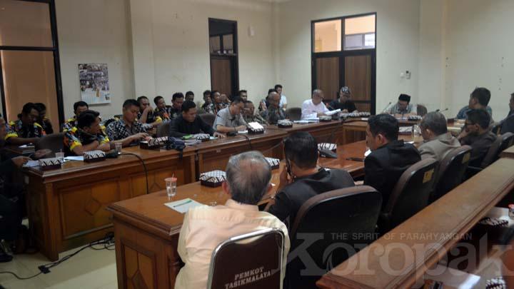 Koropak.co.id - DPRD Kota Tasikmalaya Kaji Laporan Rusunawa Belum Berizin (1)