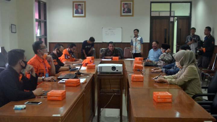 Koropak.co.id - DPRD Kota Tasikmalaya Pertanyakan Milyaran Rupiah Untuk Masker