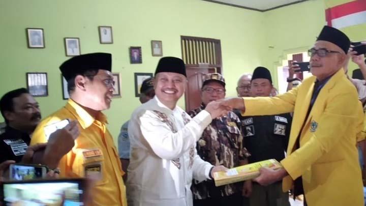 Koropak.co.id - Dr. Iwan Saputra Pertaruhkan Karier ASN Demi Pilkada 2020 (2)